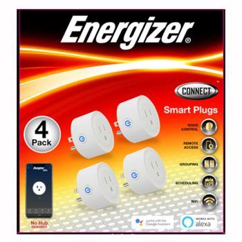 Energizer Smart Plug - 4-Pack