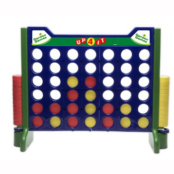 Garden Games Giant Up 4 It Connect Game