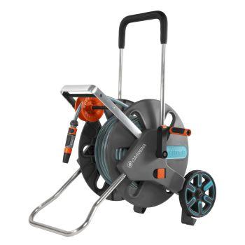 Gardena® AquaRoll M Metal Hose Trolley