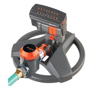 Gardena® ZoomMaxx Sprinkler + Timer
