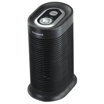 Honeywell True HEPA Compact Tower Air Purifier with Allergen Remover