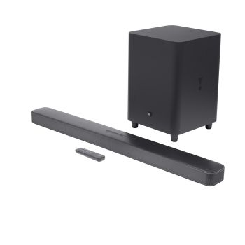 JBL Bar 5.1 Surround Soundbar with MultiBeam™ Sound Technology