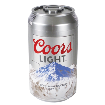 Koolatron Coors Light CL06 8 Can AC/DC Electric Mini Cooler