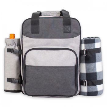 Kuma Creekside Picnic Backpack - Grey