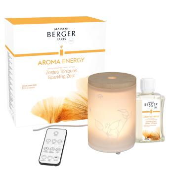Maison Berger Aroma Energy Mist Diffuser - Sparkling Zest