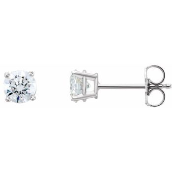 Karing 14KT Quarter Carat Diamond Stud Earrings