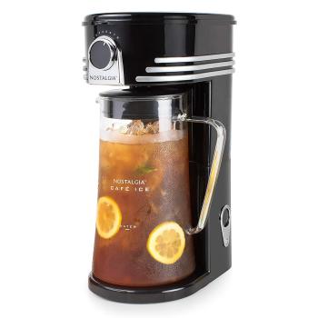 Nostalgia™ Café' Ice 3-Quart Iced Coffee and Tea Brewing System