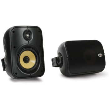 PSB CS500 Universal Indoor/Outdoor Speakers - Set of 2 - Black