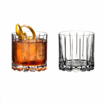 Riedel Drink Specific Glassware Rock Glass - Set of 8