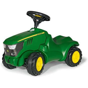 Rolly® Toys John Deere Minitrac Foot to Floor Ride-On