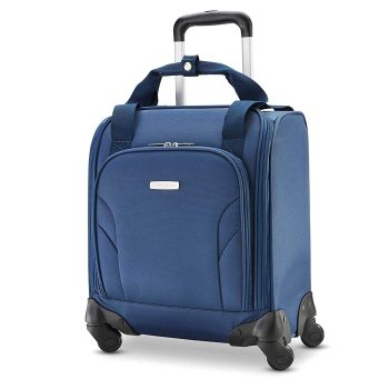Samsonite Spinner Underseater Carry-on with USB Port - Ocean