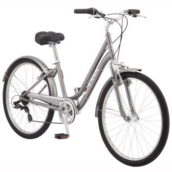 Kulana Cloche Comfort Bike - 26'' - Grey