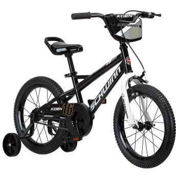 Schwinn Koen Boy's Bike with SmartStart - 16'' Wheels - Black