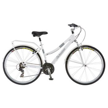 Schwinn Discover 700c Hybrid Cycle - White