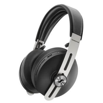 Sennheiser MOMENTUM 3 Wireless Noise Cancelling Headphones - Black