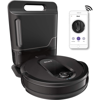 Shark IQ IQ Robot™ Vacuum R101AE with Self-Empty Base, Wi-Fi & Home Mapping