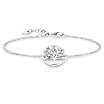 Thomas Sabo Tree of Love Bracelet - Sterling Silver