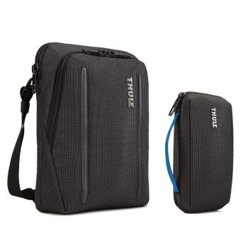 Thule Crossover 2 Crossbody Tote & Travel Organizer Bundle - Black