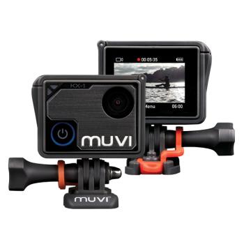 Veho® Muvi KX-1 4K Wi-Fi Handsfree Camera