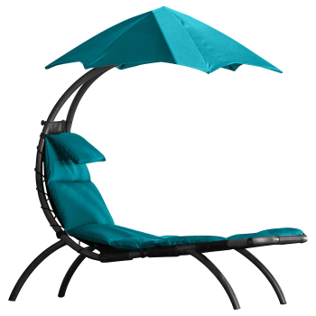 Vivere The Original Dream Lounger - True Turquoise