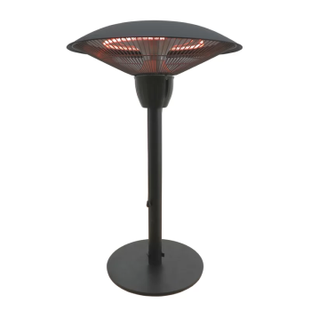 Westinghouse 1500 Watt Electric Table Top Patio Heater