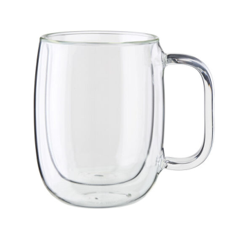 Zwilling® Sorrento Plus Double Wall Coffee Mug - Set of 8