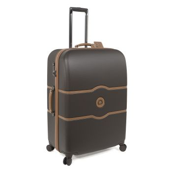 Delsey Chatelet Plus 29'' Spinner Trolley - Brown