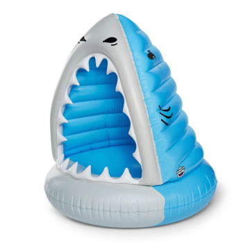 Big Mouth Inc. Giant Man-Eating Shark Pool Float