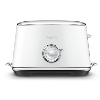 Breville  the Toast Select™ Luxe 2-Slice Toaster - Sea Salt