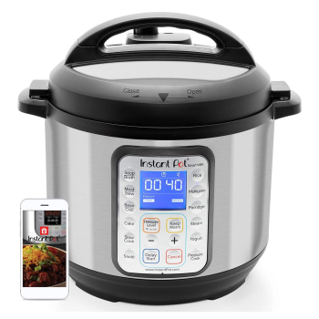 Instant Pot® Smart WiFi™ Programmable Multicooker - 6-Quart