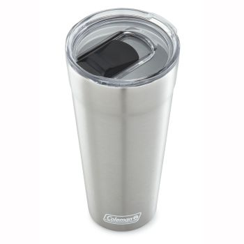 Coleman Insulated Brew Tumbler with Slidable Lid - Stainless Steel