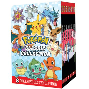 Pokemon: Classic Chapter Book Collection