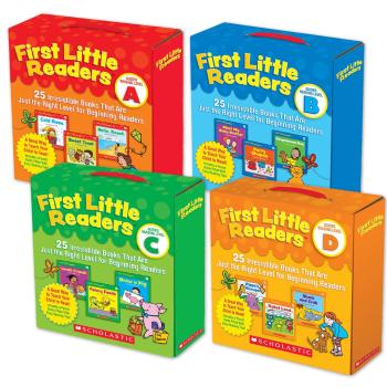 Little Readers Super Set - Levels A-F