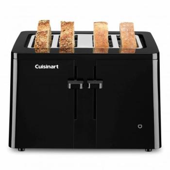 Cuisinart® 4-Slice Touchscreen Toaster - Black
