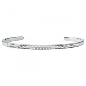 Michael Kors Sterling Silver Nesting Cuff Bracelet - Silver