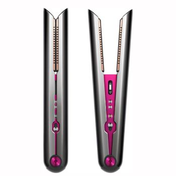 Dyson Corrale™ Hair Straightener - Dark Nickel/Fuchsia