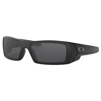 Oakley Gascan® Sunglasses - Matte Black Frame/Grey Lenses