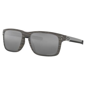 Oakley Holbrook™ Mix Sunglasses - Woodgrain Frame/Prizm Black Iridium Lenses