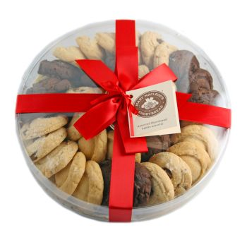 "Mary Macleod's Shortbread 9"" Round Assorted"