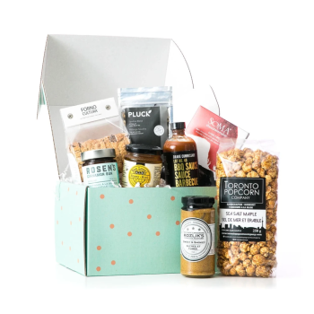 foodiepages Made In Toronto Gift Box