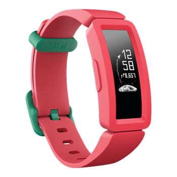 Fitbit Ace 2 Activity Tracker for Kids - Watermelon and Teal