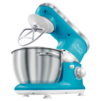 Sencor 4.2-Quart 6-Speed Stand Mixer - Turquoise