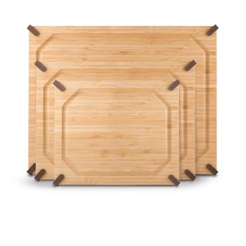 Cuisinart® Bamboo Cutting Boards - Set of 3