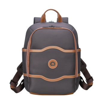 Delsey Chatelet Soft Air Backpack - Chocolate