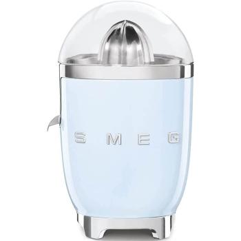 SMEG 50's Retro Style Aesthetic Citrus Juicer - Pastel Blue