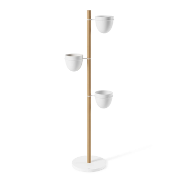 Umbra® Floristand Planter - White/Natural