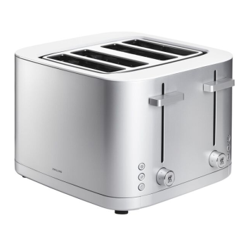 Zwilling Enfinigy 4-Slot Toaster - Silver