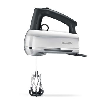 Breville the Handy Mix Scraper™ Hand Mixer - Silver