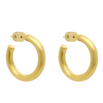 Dean Davidson Small Dune Hoops - Gold