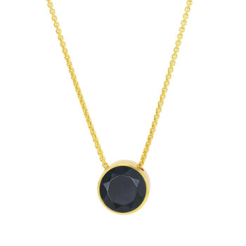 Dean Davidson Signature Knockout Pendant - Black Onyx/Gold